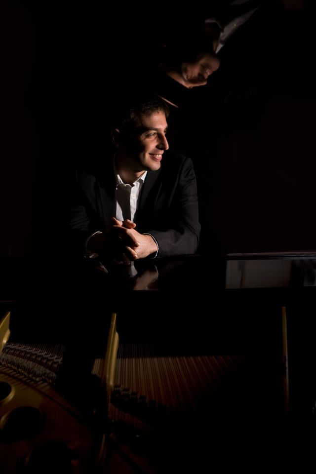 Marc Verter Piano accompanist